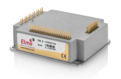 Elmo Motion Control Extriq Gold Servo Drives Gold