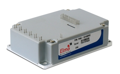 Elmo motion control simpliq servo drives panther series Elmo motor controller
