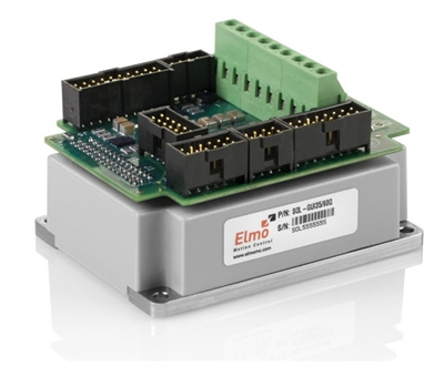 Elmo motion control simpliq servo drives solo guitar series Elmo motor controller