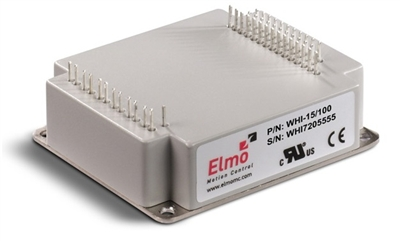 Elmo Motion Control Simpliq Servo Drives Whistle Series