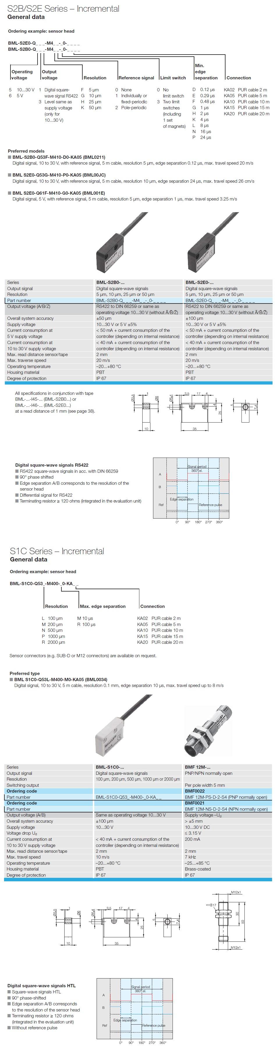 Balluff Wiring Diagram - Wiring Diagrams on