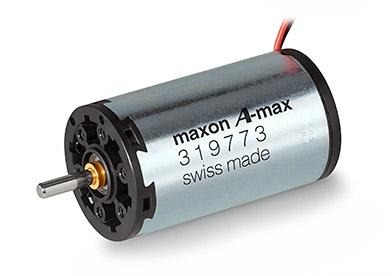 Maxon Brushed DC Motors: A-Max Program